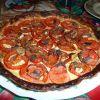 Tarte à la tomate et au Tofu