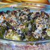 Gratin de brocolis au quinoa