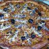 Pissaladière aux anchois et tomates