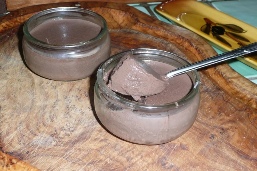 Transformer un chocolat chaud en flan