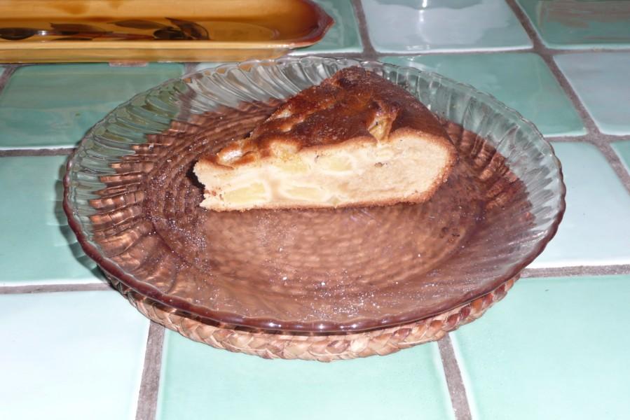 Variation autour d'un gâteau au yaourt