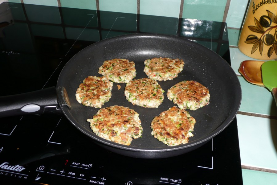 Croquettes au tofu