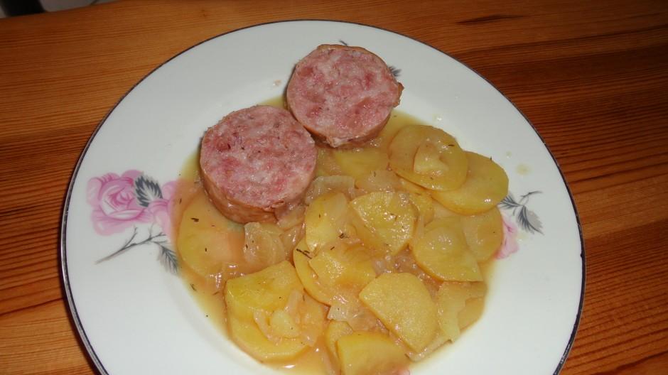 Sabodets aux pommes de terre
