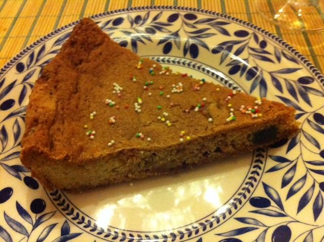 Gâteau Charentais