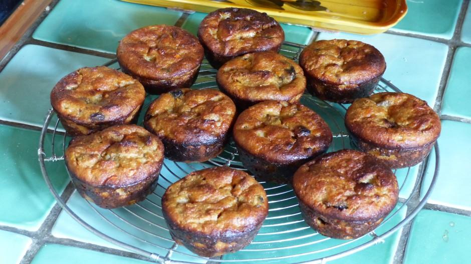 Muffins Pudding