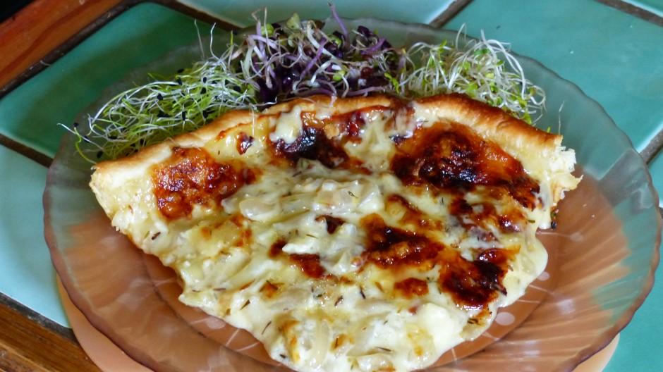 Tarte au Brie de Meaux
