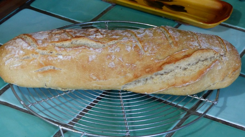 Mon pain blanc