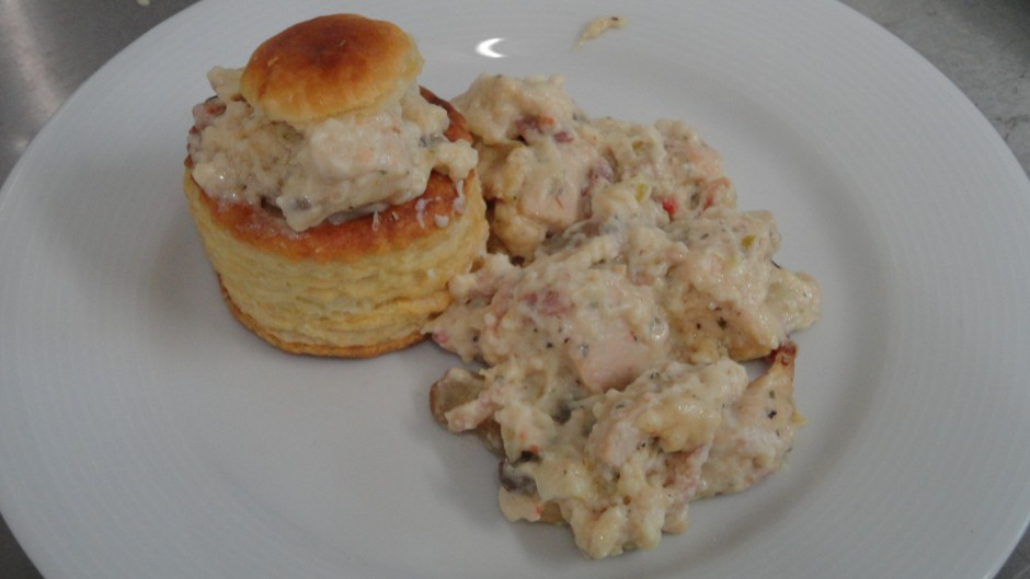 Vol au vent gourmand