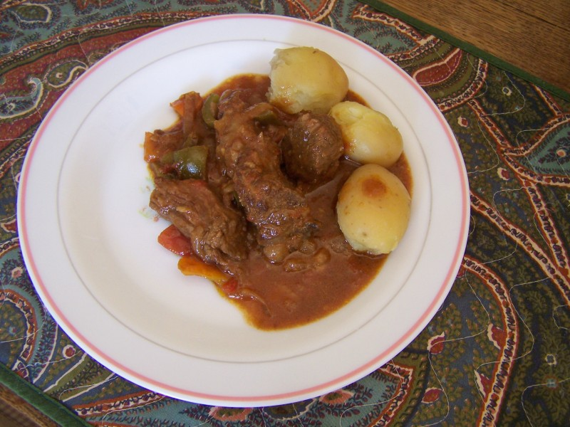 INSPIRATION GOULASH