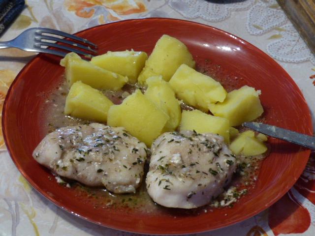 Joues de lotte cuisonaute cuisonaute - Cuisiner la lotte a la poele ...