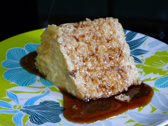 Gâteau de pil-pil au four
