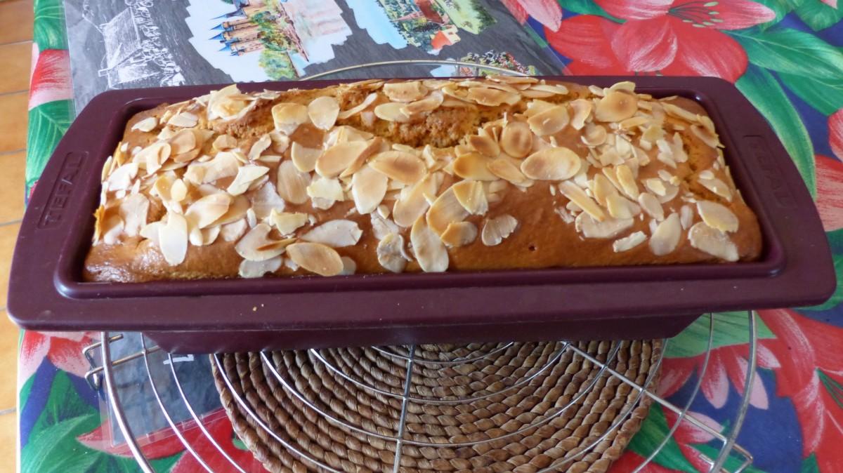 Cake aux petits suisses et au citron